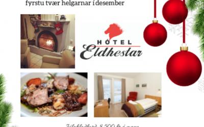 Jólahlaðborð / Christmas buffett
